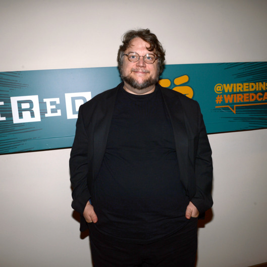 Filmmaker Guillermo del Toro attends WIRED Cafe At Comic-Con held at Palm Terrace at the Omni Hotel on July 13, 2012 in San Diego, California.