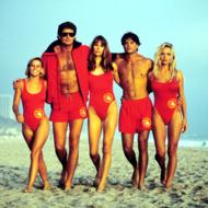 BAYWATCH, Nicole Eggert, David Hasselhoff, Alexandra Paul, David Charvet, Pamela Anderson, (Season 3, 1992), 1989-2001