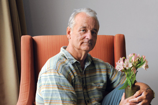 "Bill Murray, a cast member in the film ""Hyde Park on Hudson,""  poses for a portrait at the 2012 Toronto Film Festival in Toronto."