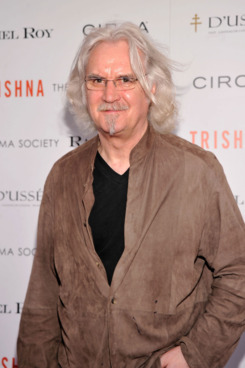 Actor Billy Connolly attends The Cinema Society With Rachel Roy & Circa Host A Screening Of 'Trishna' at IFC Center on July 10, 2012 in New York City.