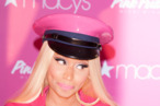 "NEW YORK, NY - SEPTEMBER 24:  Nicki Minaj attends the Nicki Minaj ""Pink Friday"" Fragrance Launch Event at Macy's Herald Square on September 24, 2012 in New York City.  (Photo by Dave Kotinsky/Getty Images)"