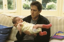 Still of Hugh Grant in About a Boy