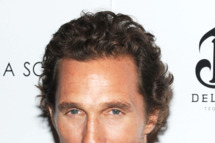 "NEW YORK - JULY 23:  Actor Matthew McConaughey attends The Cinema Society with Bally & DeLeon screening of LD Entertainment's ""Killer Joe"" at Tribeca Grand Hotel on July 23, 2012 in New York City.  (Photo by Larry Busacca/Getty Images)"