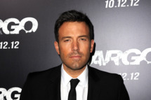 "Actor/director/producer Ben Affleck arrives at the premiere of Warner Bros. Pictures' ""Argo"" at AMPAS Samuel Goldwyn Theater on October 4, 2012 in Beverly Hills, California."