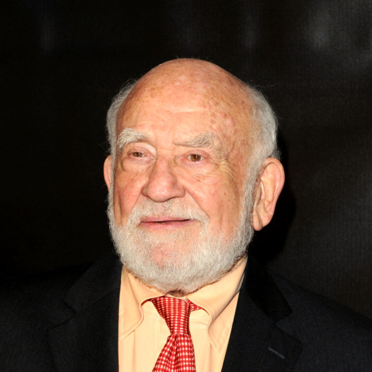 "Ed Asner attends the ""Grace"" Broadway opening night after party at the Copacabana on October 4, 2012 in New York City."