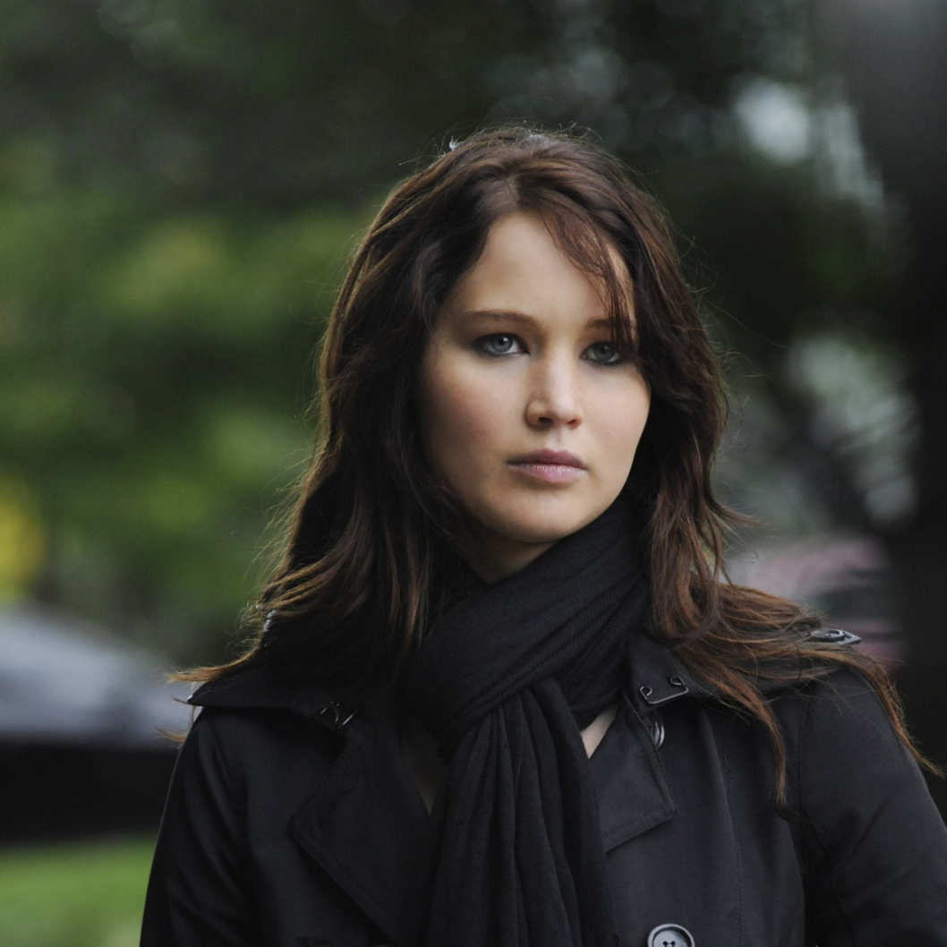 JENNIFER LAWRENCE stars in SILVER LININGS PLAYBOOK