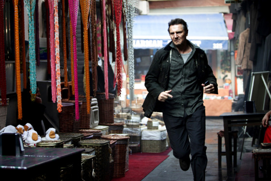 "TAKEN 2, Liam Neeson returns to the role of an ex-CIA operative with ""a set of very special skills,"" in TAKEN 2."