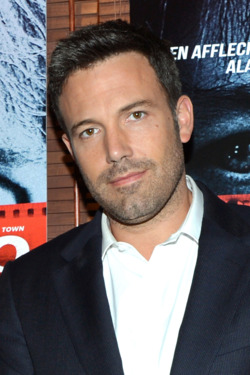 "Actor Ben Affleck attends the ""Argo"" screening at the Time Warner Screening Room on October 9, 2012 in New York City."