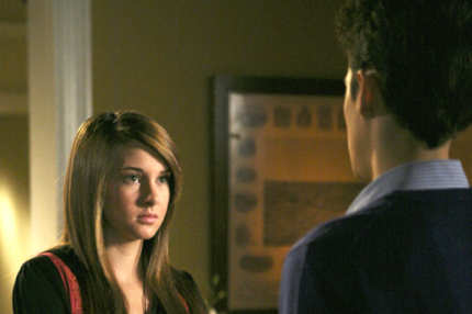 "THE SECRET LIFE OF THE AMERICAN TEENAGER  - ""Chocolate Cake"" - Amy and Ricky discuss adoption, while George is approached by his co-worker about possibly adopting Amy's baby, on ""The Secret Life of the American Teenager"""