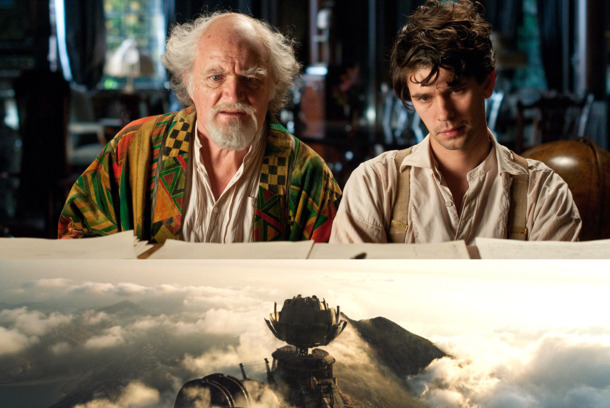 A scene from the epic drama &ldquo;CLOUD ATLAS,&rdquo; distributed domestically by Warner Bros. Pictures and in select international territories.