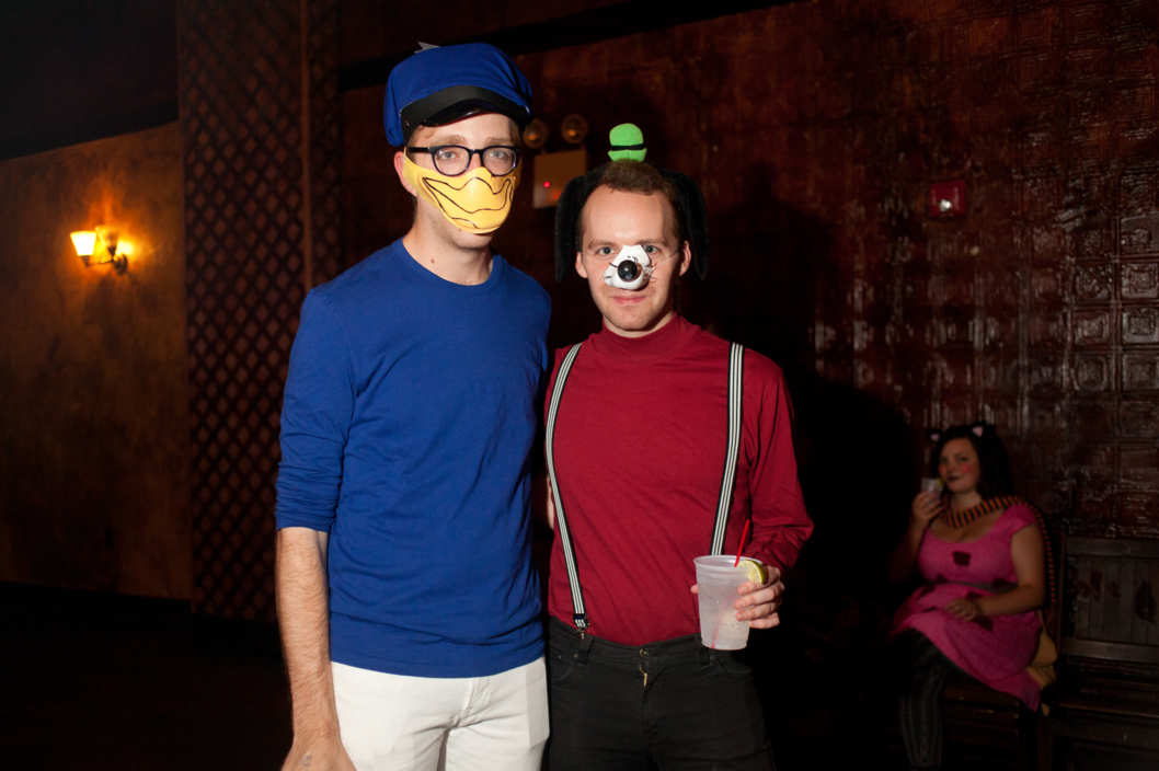 Gooby And Dolan Costumes Dolan and Gooby Photo