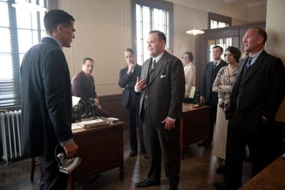 BOARDWALK EMPIRE episode 32 (season 3, episode 8): Ryan Woodle, Michael Shannon.