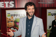 "Music supervisior Brett McKenzie attends the Premiere Of Walt Disney Pictures' ""The Muppets"" at the El Capitan Theatre on November 12, 2011 in Hollywood, California."
