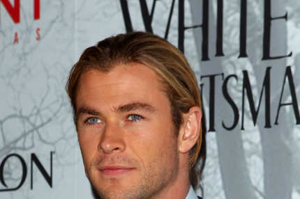 Chris Hemsworth arrives at the Snow White & The Huntsman Australian Premiere at Event Cinemas Bondi Junction on June 19, 2012 in Sydney, Australia.