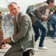 Daniel Craig stars as James Bond in Metro-Goldwyn-Mayer Pictures/Columbia Pictures/EON Productions&iacute; action adventure SKYFALL.