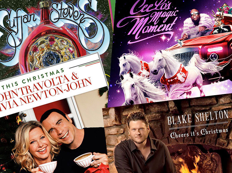 which new christmas album is right for you vulture - Blake Shelton Christmas Album