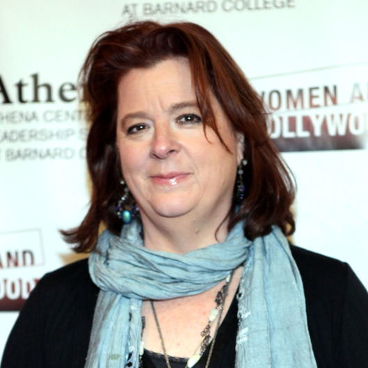 Theresa Rebeck attends the 2012 Athena Film Festival: A Celebration Of Women And Leadership Opening Night Reception at Barnard College on February 9, 2012 in New York City.
