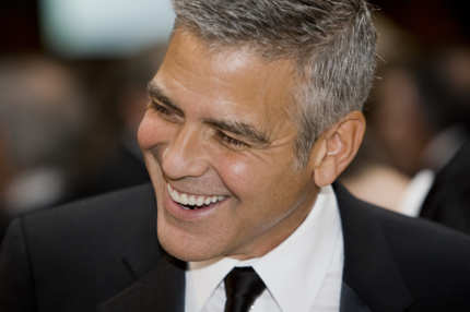 WASHINGTON, DC - APRIL 28: (AFP OUT)  George Clooney attends the 2012 White House Correspondents' Association Dinner held at the Washington Hilton on April 28, 2012 in Washington, DC. This was the 98th annual dinner and was hosted by Jimmy Kimmel. (Photo by Kristoffer Tripplaar-Pool/Getty Images)
