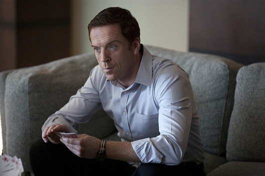 "Damian Lewis as Nicholas ""Nick"" Brody in Homeland (season 2, episode 10). - Photo:  Kent Smith/SHOWTIME - Photo ID:"