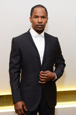 Actor Jamie Foxx attends the Los Angeles Premiere of &quot;A Man's Story&quot; at WME Screening Room on November 1, 2012 in Los Angeles, California.