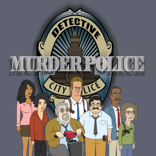MURDER POLICE: FOX has ordered the new animated comedy MURDER POLICE. Focusing on a dedicated, but inept detective and his colleagues, the series is expected to debut during the 2013-2014 season.
