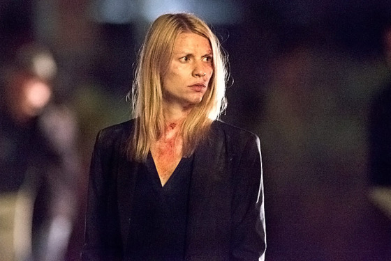 Claire Danes as Carrie Mathison in Homeland (Season 2, Episode 11)