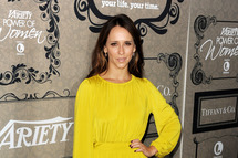 Actress Jennifer Love Hewitt arrives at Variety's Power of Women presented by Lifetime at the Beverly Wilshire Hotel on October 5, 2012 in Beverly Hills, California.