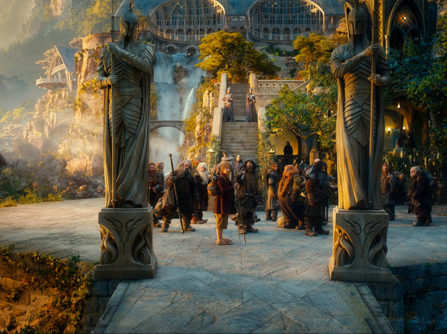 Critics on The Hobbit\'s High Frame Rate -- Vulture