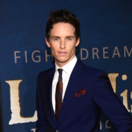 "Eddie Redmayne attends the ""Les Miserables"" New York premiere at Ziegfeld Theater on December 10, 2012 in New York City."