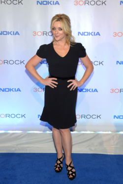 """NEW YORK, NY - DECEMBER 20:  Jane Krakowski attends """"30 Rock"""" Series Finale Wrap Party at Capitale on December 20, 2012 in New York City.  (Photo by Michael Loccisano/Getty Images)"""