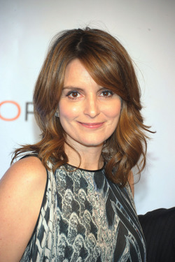 "Tina Fey attends ""30 Rock"" Series Finale Wrap Party at Capitale on December 20, 2012 in New York City."