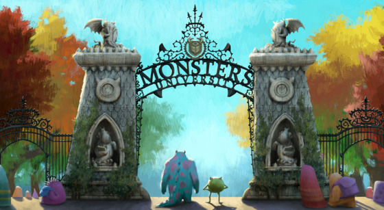 &quot;MONSTERS UNIVERSITY&quot;