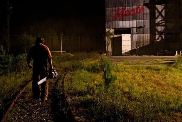 Texas Chainsaw 3D 2013 movie