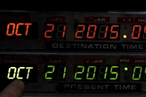Marty Mcfly Back to The Future Date Marty Mcfly Back to The Future
