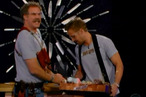 'Knife Guys' Will Ferrell and Ryan Gosling Cut Into Jimmy Kimmel's New Time Slot