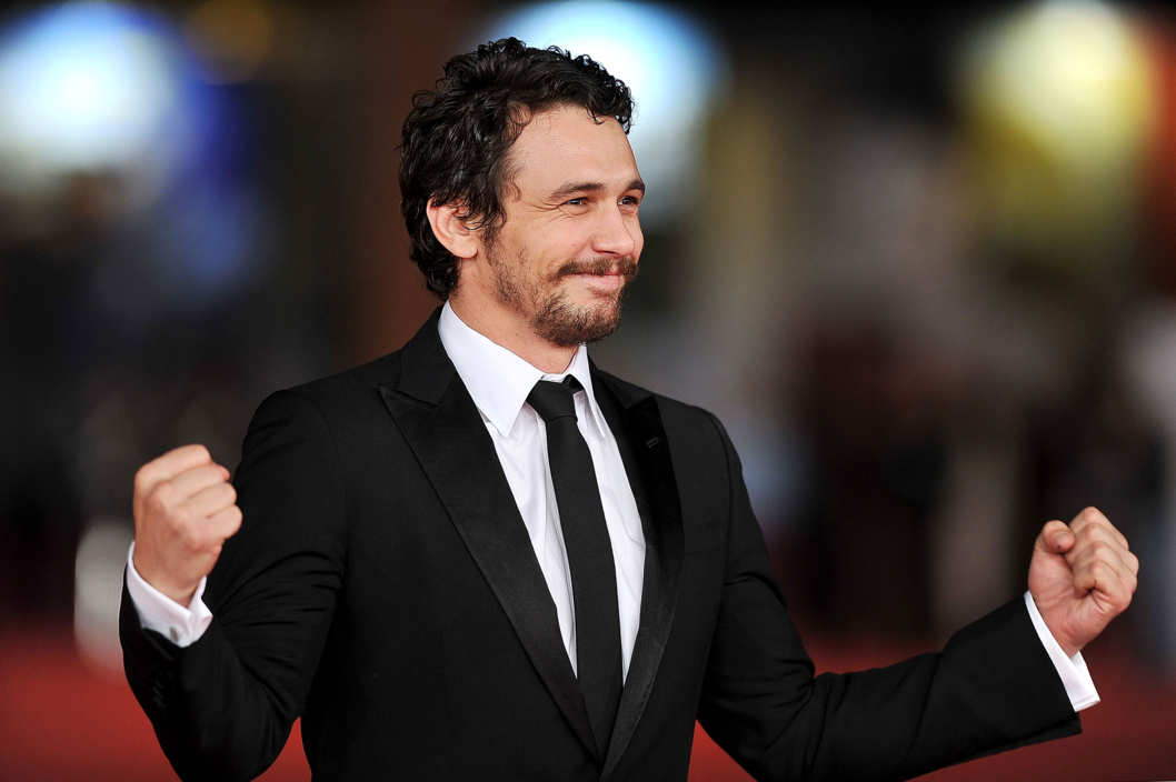 James Franco attends 'Dream & Tar' Premiere during The 7th Rome Film Festival on November 16, 2012 in Rome, Italy.