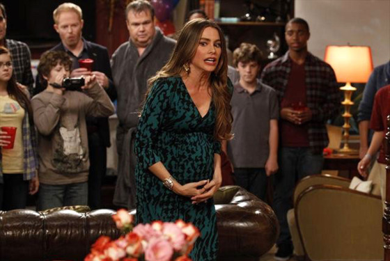 MODERN FAMILY - &quot;Party Crasher&quot; - With the baby coming soon, Jay and Gloria go to great lengths to throw Manny an extra special surprise party for his 14th birthday -- and there are plenty of surprises to go around! Meanwhile, Phil and Claire deal with a new much older guy that Haley has started hanging out with, and Cam becomes jealous of the special bond Lily seems to have with Mitch, on &quot;Modern Family,&quot; WEDNESDAY, JANUARY 16 (9:00-9:31 p.m., ET), on the ABC Television Network.