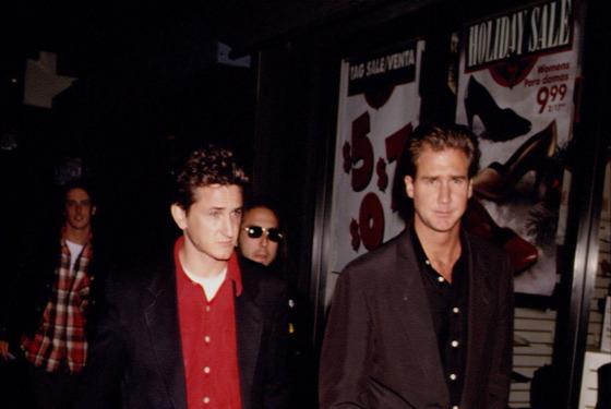 04 Dec 1992, Los Angeles, California, USA --- SPECIAL SCREENING OF 'CHAPLIN' IN LOS ANGELES --- Image by © Frank Trapper/Sygma/Corbis