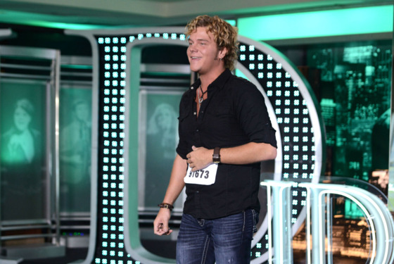 AMERICAN IDOL: Charlotte Auditions: Contestant Jimmy Smith on AMERICAN IDOL airing Wednesday, Jan. 23 (8:00-10:00 PM ET/PT) on FOX.