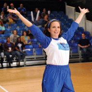 "30 ROCK -- ""Dance Like Nobody's Watching"" Episode 601 -- Pictured: Tina Fey as Liz Lemon -- Photo by: Ali Goldstein/NBC/NBCU Photo Bank"
