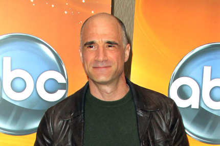 "Actor Elias Koteas attends the Disney ABC Television Group Host ""May Press Junket 2011"" at ABC Studios on May 14, 2011 in Burbank, California."