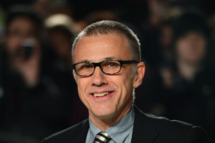 German-Austrian actor Christoph Waltz arrives on the red carpet for the UK premiere of the film Django Unchained in central London on January 10, 2013.