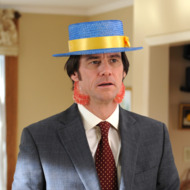 30 ROCK -- &quot;Leap Day&quot; Episode 609 -- Pictured: Jim Carrey as Dave Williams
