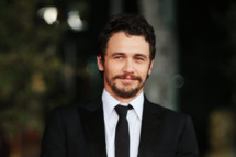 Actor James Franco attends the 'Dream & Tar' Premiere during the 7th Rome Film Festival at Auditorium Parco Della Musica on November 16, 2012 in Rome, Italy.