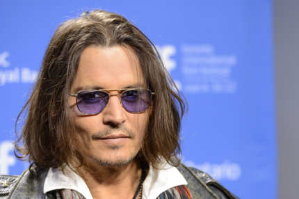 TORONTO, ON - SEPTEMBER 08:  Actor Johnny Depp speaks onstage at the 'West of Memphis' press conference during the 2012 Toronto International Film Festival at TIFF Bell Lightbox on September 8, 2012 in Toronto, Canada.  (Photo by Jason Merritt/Getty Images)