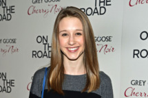"Taissa Farmiga attends ""On The Road"" New York Premiere at SVA Theater on December 13, 2012 in New York City."