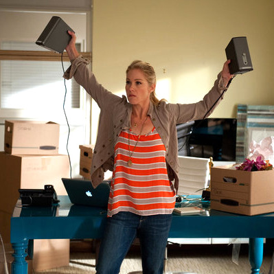 "UP ALL NIGHT --  ""Friendships and Partnerships"" Episode 201 -- Pictured: Christina Applegate as Reagan Brinkley"