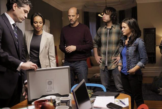 "ZERO HOUR - Anthony Edwards - along with a dynamic ensemble cast -- returns to network series television in the dramatic adventure thriller, ""Zero Hour,"" which will have his character, Hank Galliston, questioning everything and everyone he ever believed in - including himself. ""Zero Hour"" will premiere on THURSDAY, FEBRUARY 14 (8:00-9:00 p.m., ET) on ABC."