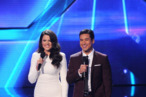 THE X FACTOR: The Top 10 Perform: L-R: Khloe Kardashian and Mario Lopez on THE X FACTOR, Wednesday, Nov. 21 (8:00-10:00 PM ET/PT) on FOX. 