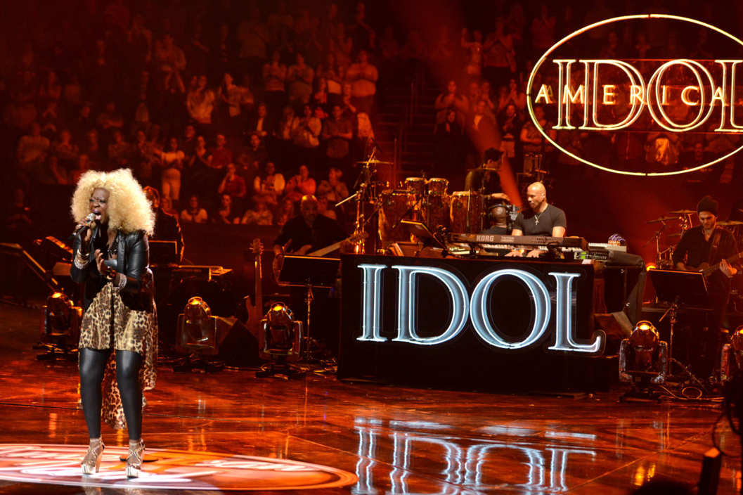 AMERICAN IDOL: Zoanette Johnson in the Sudden Death Round of AMERICAN IDOL airing Wednesday, Feb. 27 (8:00-10:00PM ET/PT) on FOX.